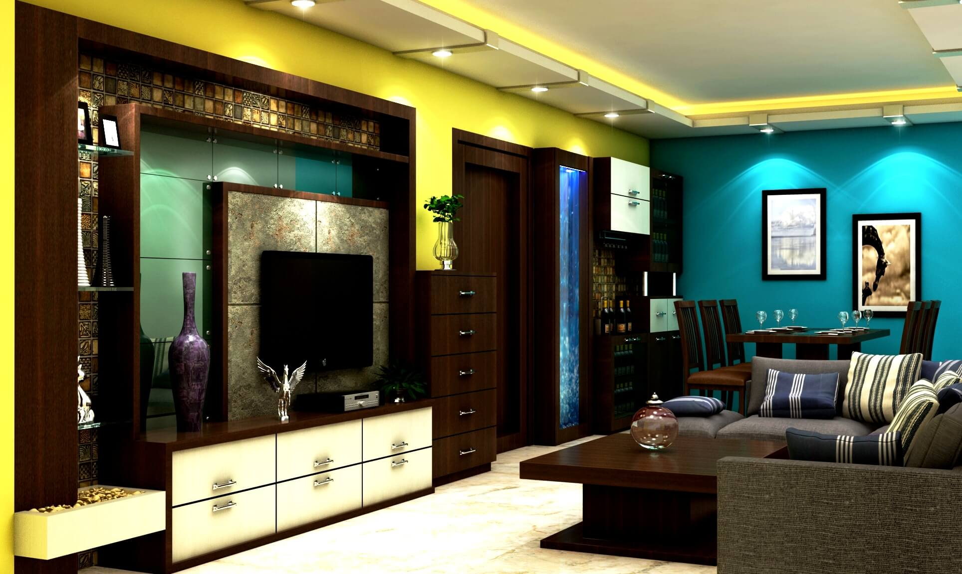 Interior In Kolkata Decoration